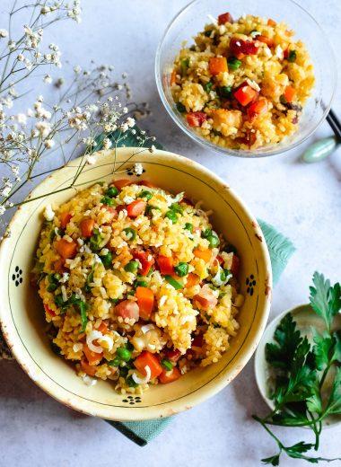 riso alla cantonese riso fritto