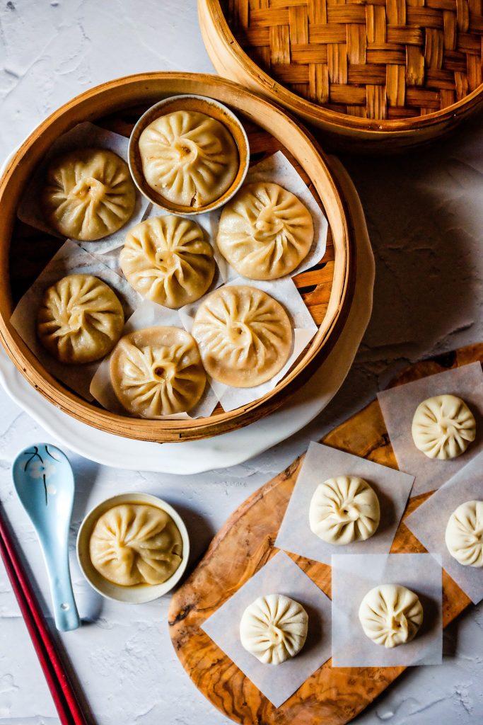 xiao long bao: come preparare i ravioli cinesi ripieno di brodo a casa